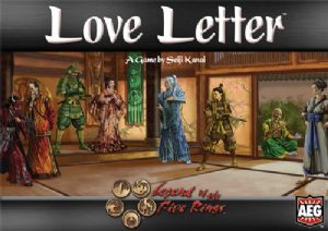 Legend of the 5 Rings : Love Letter